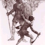 David and Goliath 2