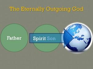 Outgoing God
