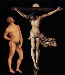 Adam in Evangelism