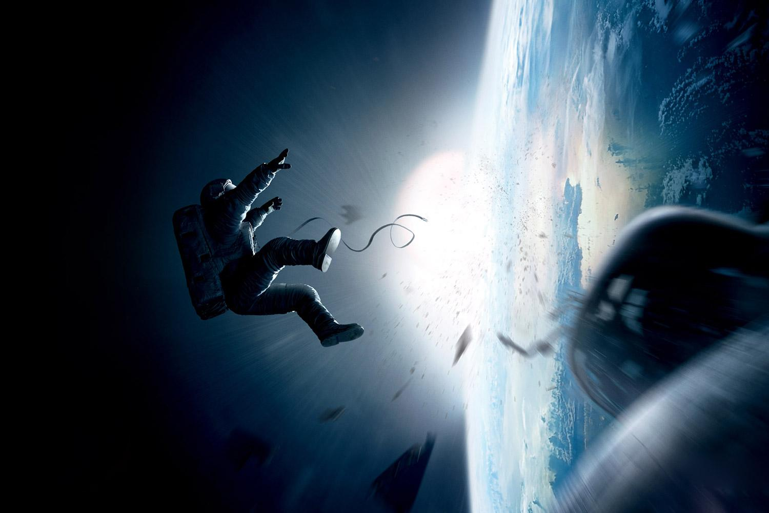 Gravity – Which way is up?