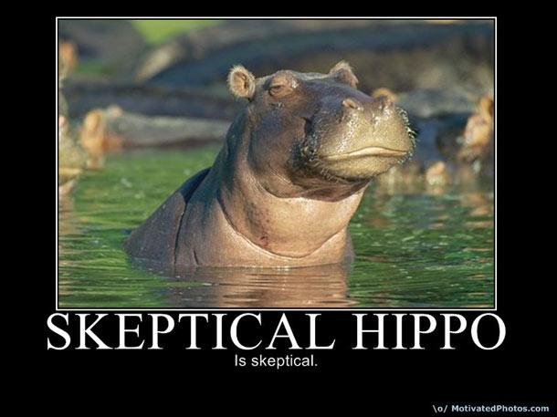 Gullible Sceptics