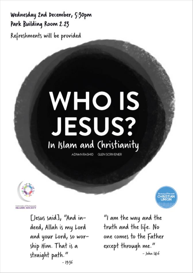 Who is Jesus in Islam and Christianity?